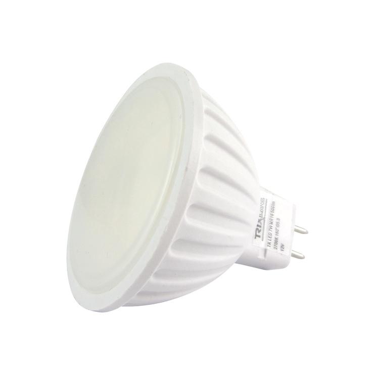 SP.LED MR16 7W GU5.3 827 160D 480LM 30 (TRIXLINE)