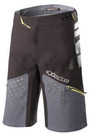 Alpinestars Drop Pro Shorts 34 Black/Grey