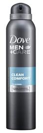 Dove Men Clean Comfort Desodorante Spray 200ml