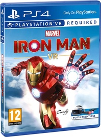 PS4 Marvels Iron Man VR PS4