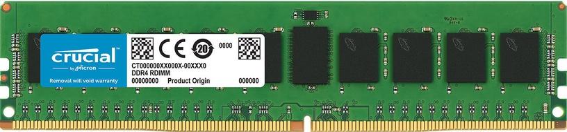 Crucial 8GB 2666MHz CL19 DDR4 ECC CT8G4RFD8266
