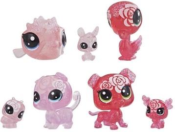 Hasbro Littlest Pet Shop Petal Party Rose 7pcs