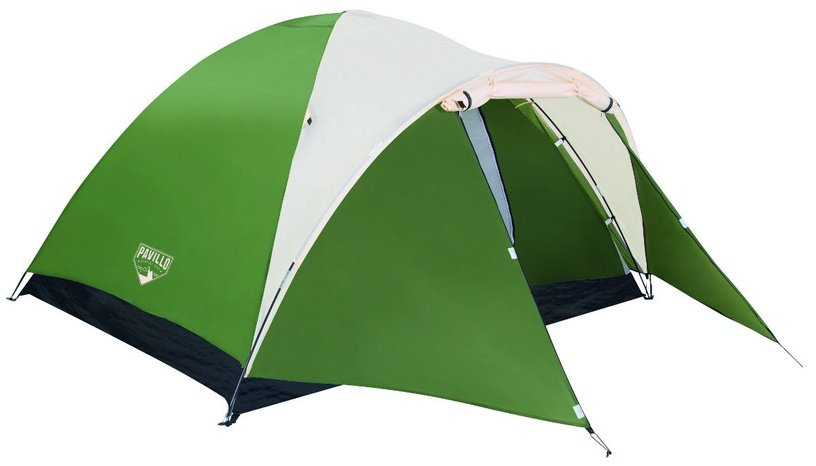 Palapinė Bestway 68041 Pavillo Montana X4 Tent Green