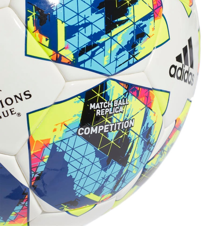 Adidas Finale Competition Ball DY2562 Blue/White Size 4