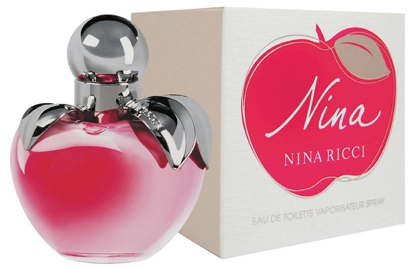 Parfüümid Nina Ricci Nina, 50 ml, EDT