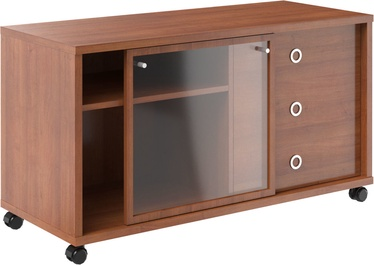Skyland Born B202.2 Office Cabinet Walnut