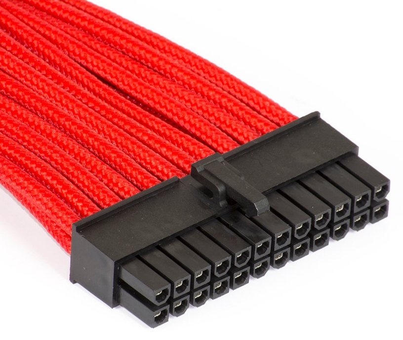 Phanteks PH-CB24P Extension Cable Red