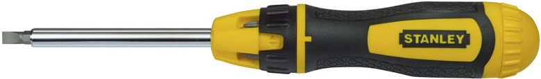 Stanley 0-68-011 Multibit Screwdriver with 10 Bits