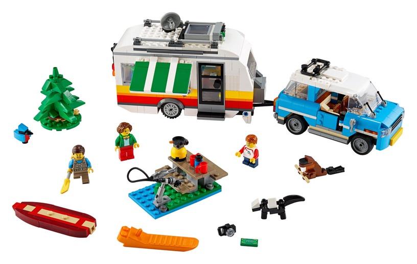 Конструктор LEGO® Creator 31108 Отпуск в доме на колесах