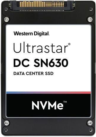 """Western Digital Ultrastar DC SN630 3.84TB 2.5"""" PCIE 0TS1619"""