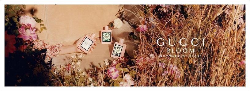 Набор для женщин Gucci Bloom 30 ml EDP + 30 ml Acqua Di Fiori EDT + 30 ml Nettare Di Fiori EDP