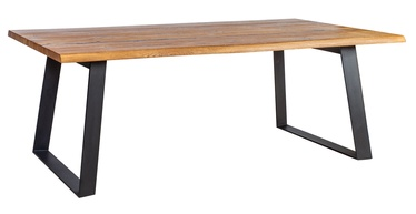 Home4you Rotterdam Dining Table Oak