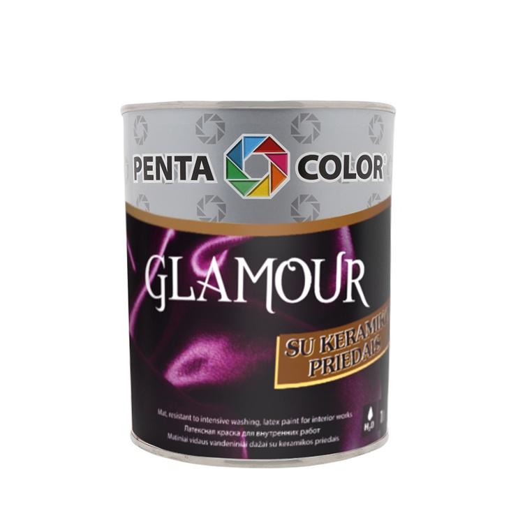 Krāsa dispersijas Pentacolor Glamour, 1 l