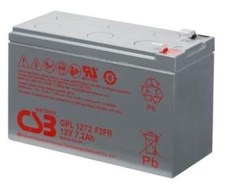 CSB 16 Kit GPL1272 F2 12V/7.2Ah Battery