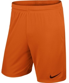 Nike Junior Shorts Park II Knit NB 725988 815 Orange XL