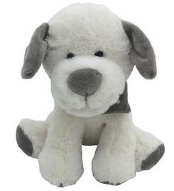 Axiom Pearl Collection Dog Grey 23cm