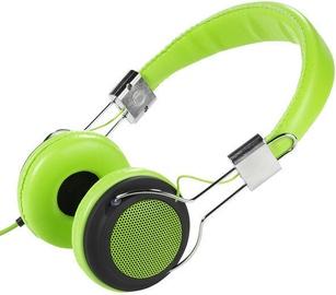 Vivanco Headphones COL400 Green