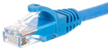 Netrack CAT 5e UTP Patch Cable Blue 0.25m