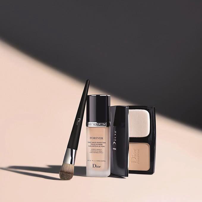 Christian Dior Diorskin Forever Perfect Matte Powder Foundation SPF20 10g