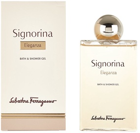 Salvatore Ferragamo Signorina Eleganza 200ml Shower Gel