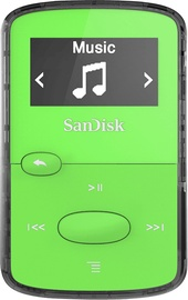 Музыкальный проигрыватель SanDisk Clip Jam, синий, 8 ГБ