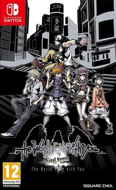 World Ends with You: Final Remix SWITCH
