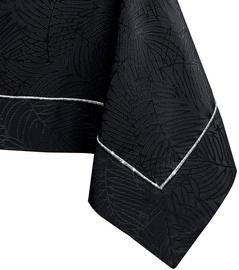 AmeliaHome Gaia Tablecloth PBG Black 140x340cm