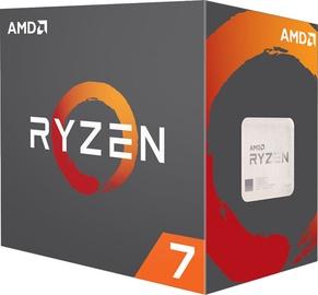 AMD Ryzen 7 2700X 3.7GHz 16MB YD270XBGAFBOX (kahjustatud pakend)