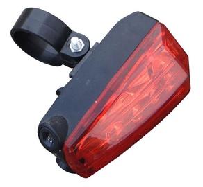 Galinis dviračio žibintas su lazeriu Vagner SDH SD-3277 2AAA LED