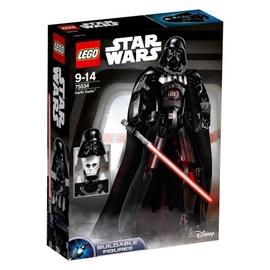 Конструктор LEGO Star Wars Darth Vader 75534 75534, 168 шт.