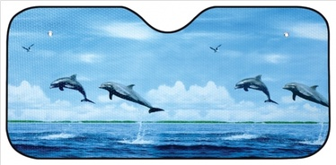 Загородка переднего стекла Bottari Dolphin Windscreen Cover, 70 см x 140 см