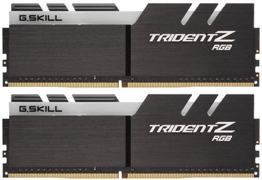 G.SKILL Trident Z RGB 16GB 4133MHz CL17 DDR4 KIT OF 2 F4-4000C19D-32GTZSW