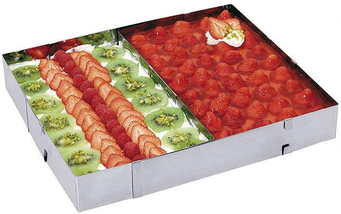 Contacto Adjustable Dessert Frame