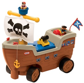 Little Tikes Play 'N Scoot Pirate Ship 622113