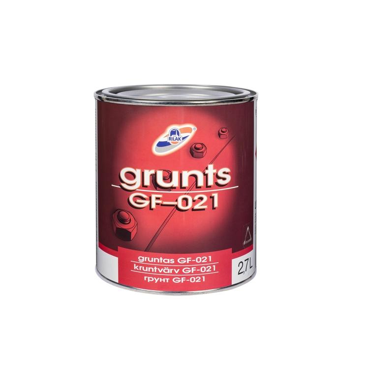 Gruntas Rilak GF - 021, raudonai rudas 2,7 l