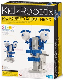 4M KidzRobotix Motorised Robot Head 3412