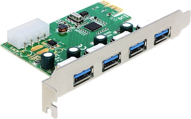 Delock PCI-E to 4 x USB 3.0 89363