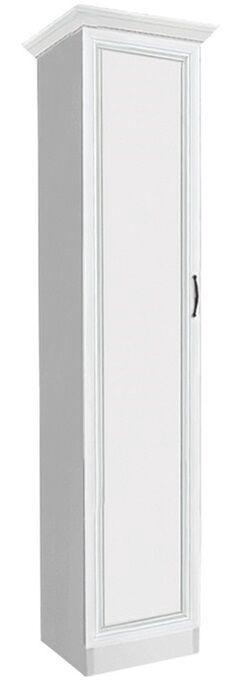 Skapis MN Klasika 7.64, balta, 42x38x199.5 cm