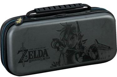 Bigben Game Traveler Deluxe Travel Case Legend Of Zelda Black
