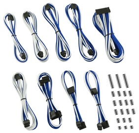 CableMod RT-Series ModMesh Classic Cable Kit for ASUS/ Seasonic White/Blue