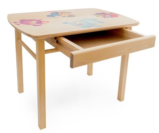 MN Children Desk 3202076 Birch