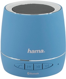 Hama Mobile Bluetooth Speaker Pale-Blue