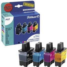 Pelikan Ink Cartridge P07 Multipack