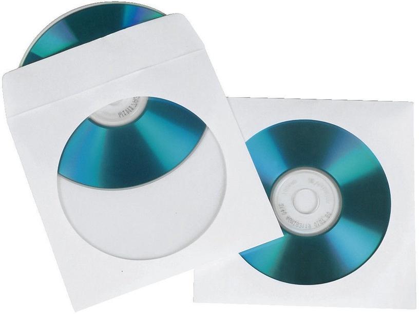 Hama CD/DVD Protective Paper Sleeve 50pcs