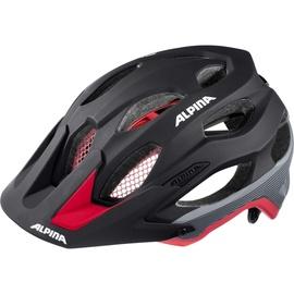 Alpina Sports Carapax 52-57 Black/Red