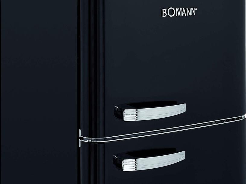 Šaldytuvas Bomann DTR 353 Black