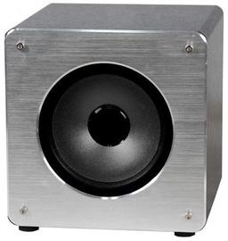 Belaidė kolonėlė Omega OG60A 5W Aluminium Body Bluetooth Speaker Silver