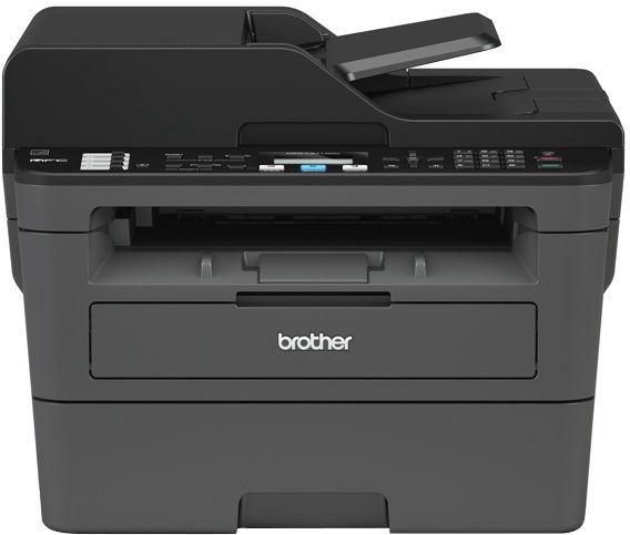 Многофункциональный принтер Brother MFC-L2712DN, лазерный
