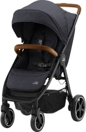 Britax B-Agile R Buggy Black Shadow/Brown