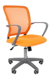 Chairman 698 Office Chair TW Orange/Grey